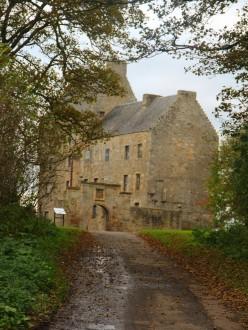 Château de Midhope, Écosse