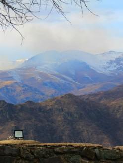 Vue du Monastère de Haghpat, Arménie