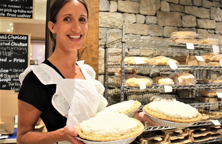 Anna Mae's Bakery & Restaurant, Millbank