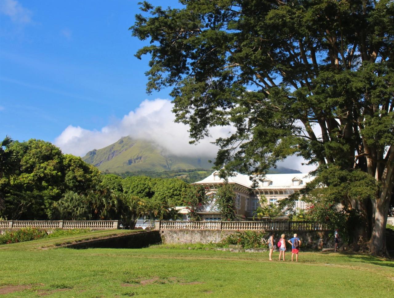 Martinique: Autour de laPelée…