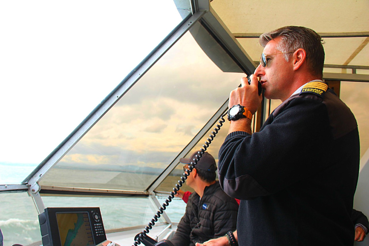 Québec: Dans le sillage des capitaines…