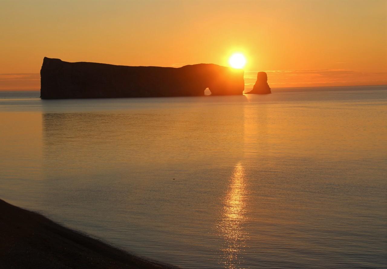 Le tour de la Gaspésie: en 10escales