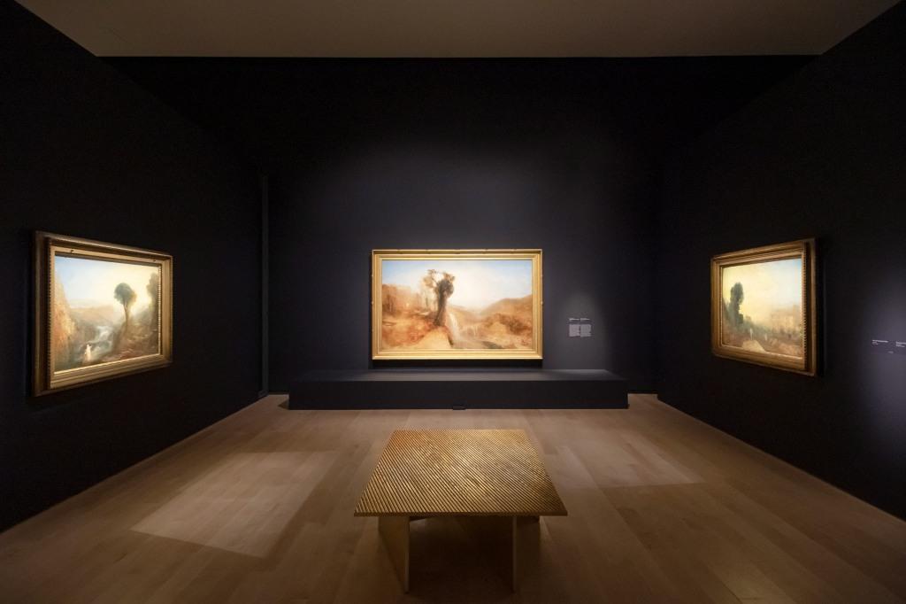 MNBAQ - Exposition Turner et le sublime