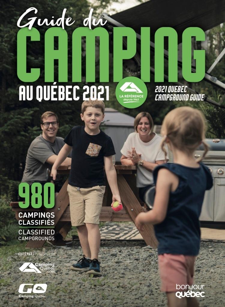 Camping Québec - Guide du camping 2021