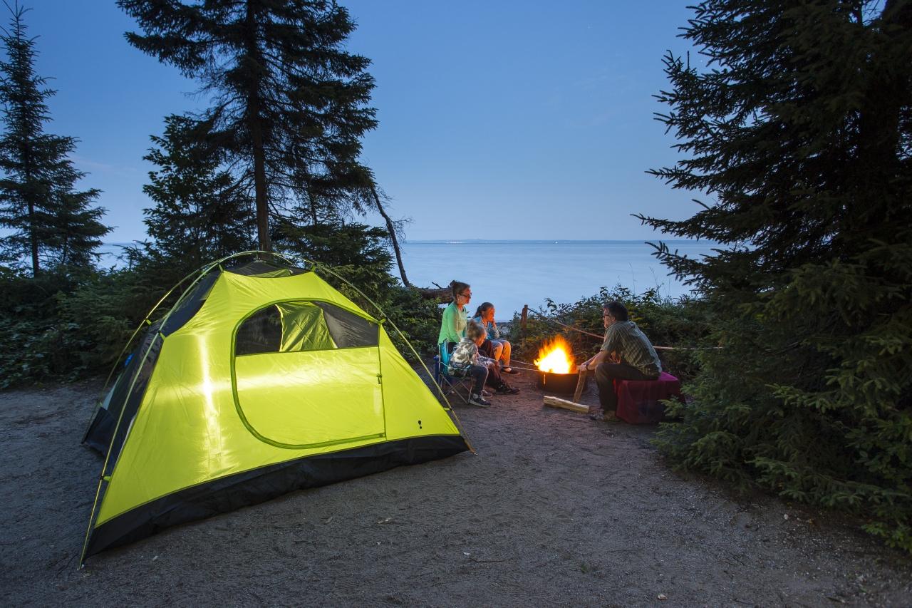 Camping ou chalet cet été?