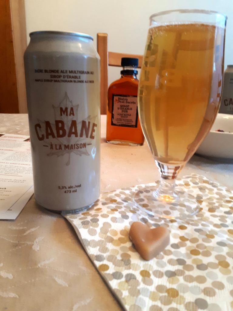 Bière à l'érable