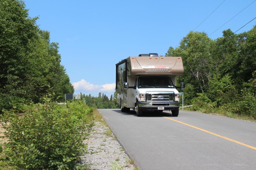 VR sur les routes de la Côte-Nord