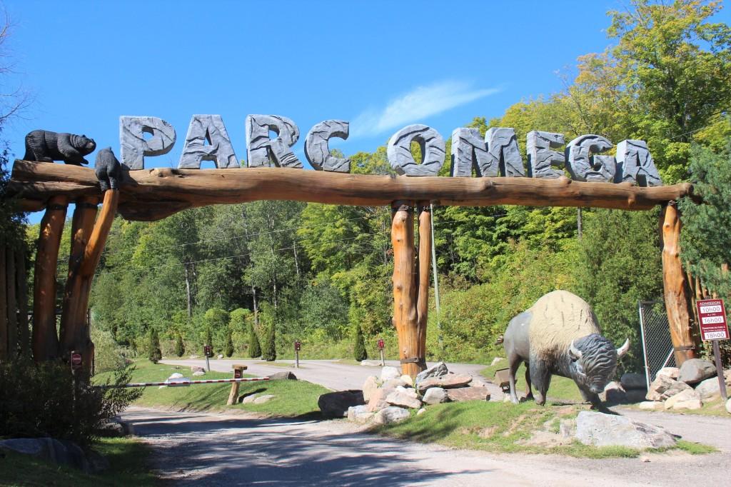 Le Parc Oméga, situé en Outaouais