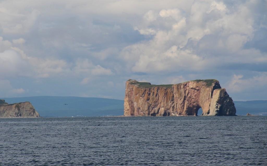 Rocher Percé, en Gaspésie
