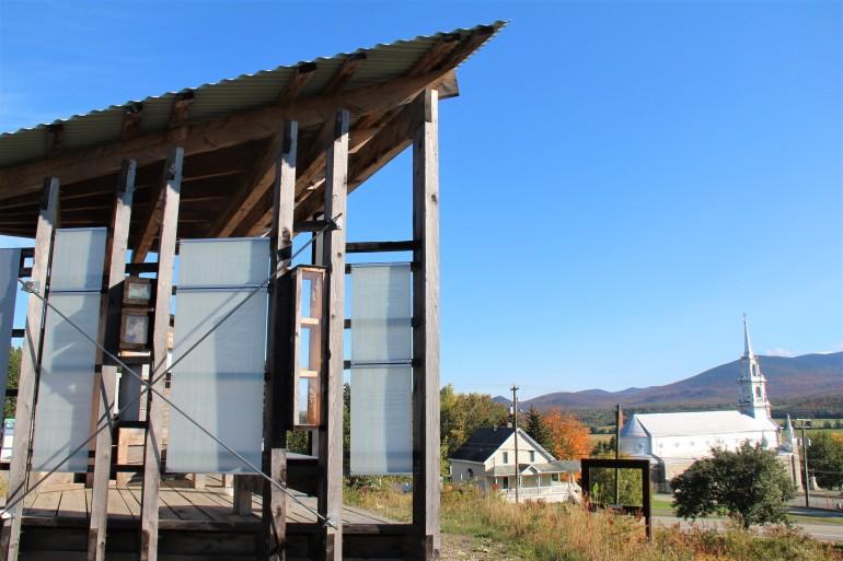 Circuit des sheds panoramiques, La Patrie
