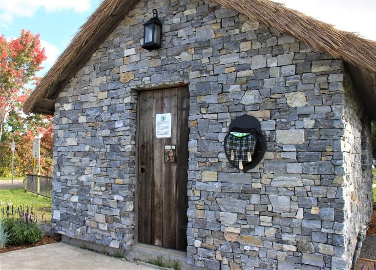 Scotstown affiche son patrimoine écossais
