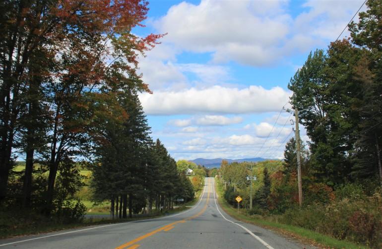 Sur les routes du Haut-Saint-François